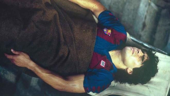 35 años de la salvaje agresión de Goiko a Maradona   Diversión y Deportes - @DeportesPMA
