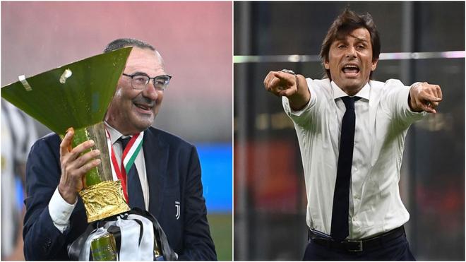 Sarri y Conte, cuando ganar no es suficiente