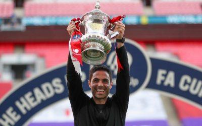 La receta de Arteta para ganar la FA Cup