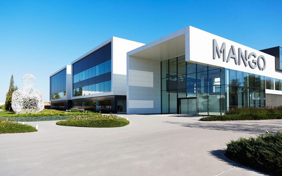 Mango invierte 42 millones en su sede central de Palau-solità i Plegamans