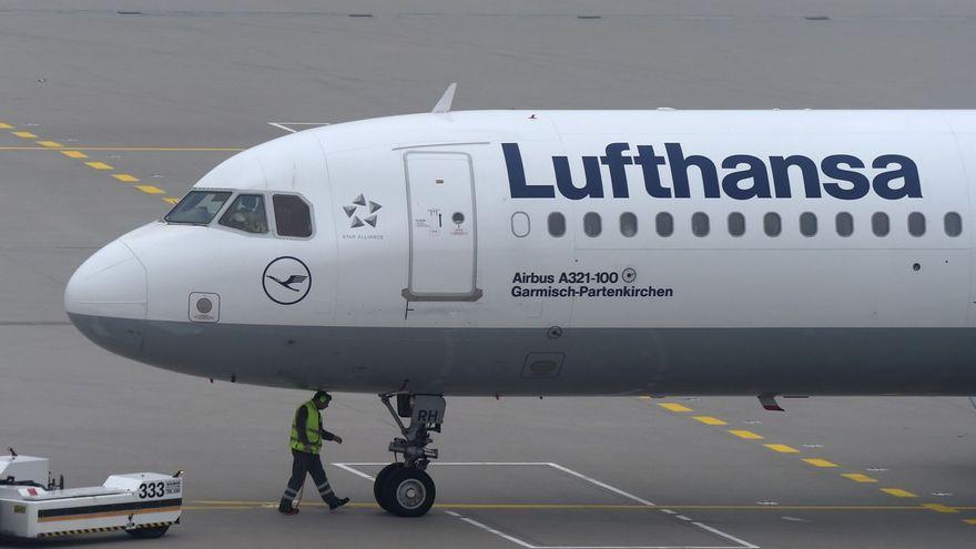 Lufthansa perdió más de 6.000 millones de euros en el 2020