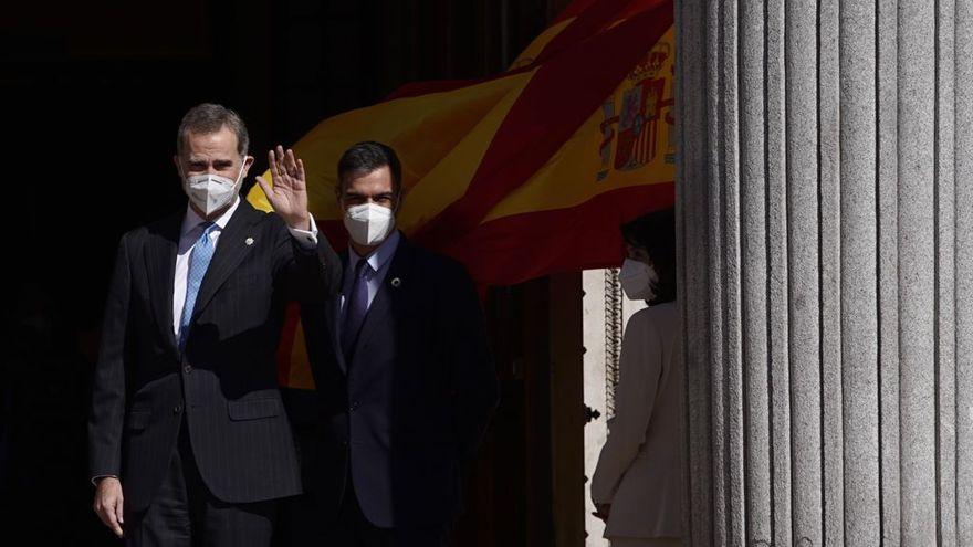 Visita del Rey y Pedro Sánchez a la Seat en Martorell  Última hora en directo