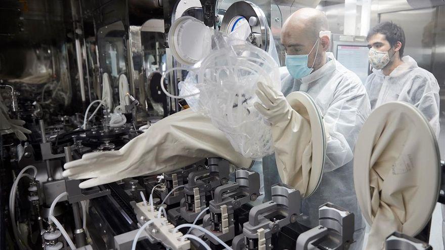 Reig Jofre reserva el 80% de su capacidad para la vacuna de Janssen