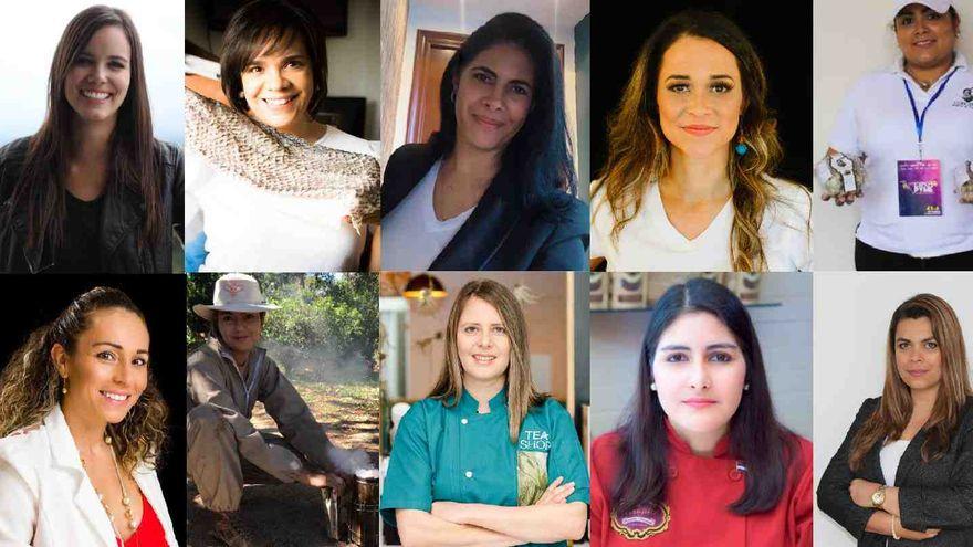 Empresarias panameñas seleccionadas para programa LEADS Mujer