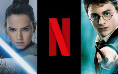 Netflix busca su propia 'Star Wars' o 'Harry Potter'
