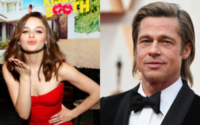 Joey King ('Mi primer beso') intentará cazar a Brad Pitt en 'Bullet Train'