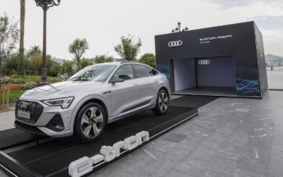 Audi y el festival de San Sebastián, diez años juntos