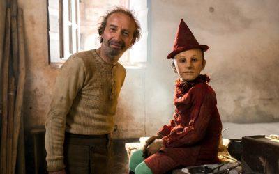 'Pinocho' desbanca a 'Tenet' en la taquilla española