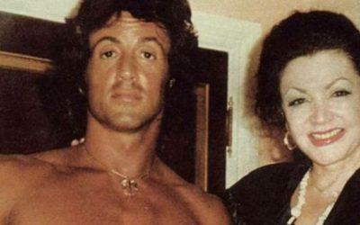 Muere Jackie Stallone, la astróloga y madre de Sylvester Stallone, a los 98 años