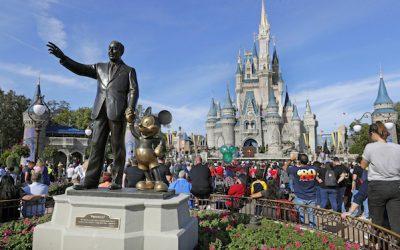 Disney despedirá a 28.000 trabajadores de sus parques temáticos
