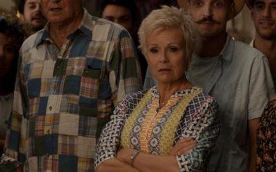 Julie Walters solo volverá a trabajar en el cine si es para aparecer en 'Mamma Mia 3'