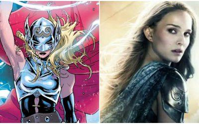 'Thor: Love and Thunder': Natalie Portman confirma que empuñará el martillo