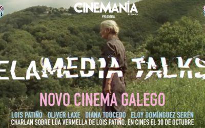 Primera entrega de ELAMEDIA TALKS: una mirada al Novo Cinema Galego