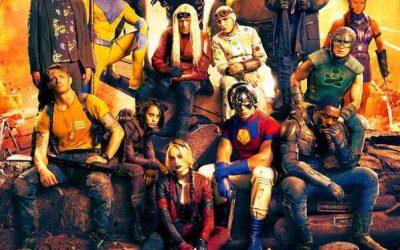 El Escuadrón Suicida de James Gunn lanza nuevas imágenes y portada en 'Empire'