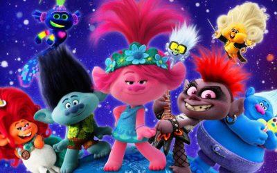 'Trolls 2: Gira mundial', un debut muy animado también en taquilla