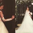 NO TE PIERDAS:Natalie Vértiz y el majestuoso vestido de novia que lució hace cinco años en su boda