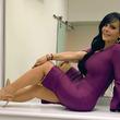 NO TE PIERDAS:Maribel Guardia deslumbra con un impactante vestido